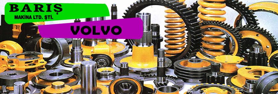 Volvo İş Makinası Servisi Fiyatları, Bayi, Katalog - Barış Makina