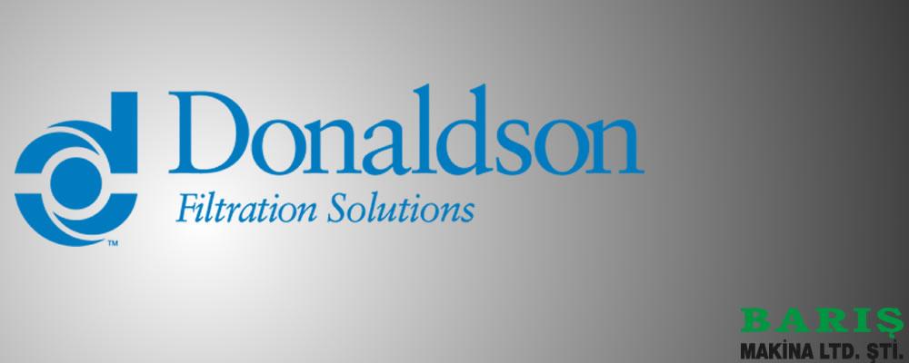 İş Makinası (Donaldson) Filtre Grubu Fiyatları, Muadili, Katalog