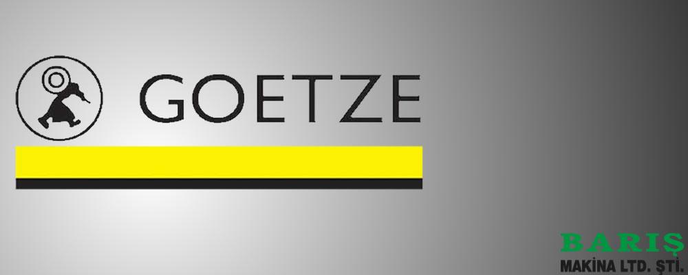 İş Makinası (Goetze) Motor Parçaları Fiyatları, Muadili, Katalog