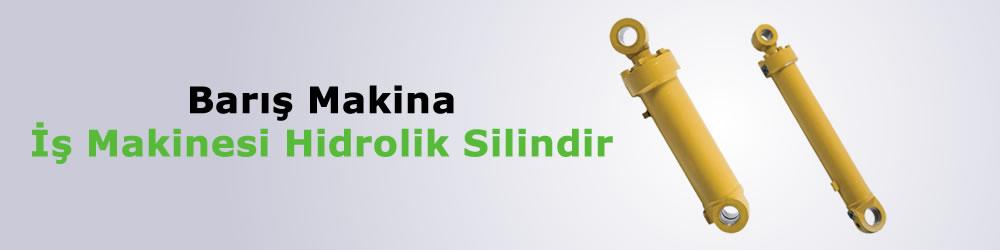 Volvo İş Makinesi Hidrolik Silindir Tamiri Yedek Parça Fiyatı İzmir