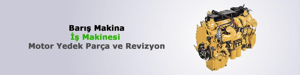 Volvo İş Makinesi Motor ve Revizyon Tamiri Yedek Parça Fiyatı İzmir