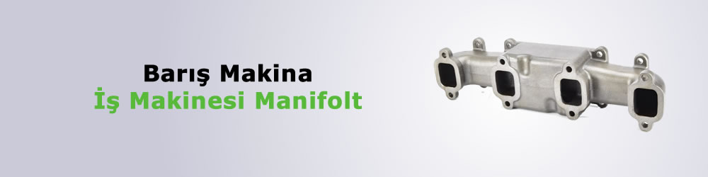 Volvo İş Makinası, Manifolt Parçası, Manifold Saplama Grubu